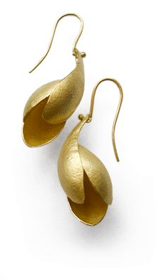 Plume Short Earrings