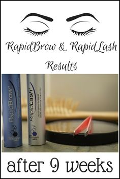 Are you paying the price for years of overplucking? Want to plump your lashes without using mascara every day? See how RapidLash & Brow worked for me!