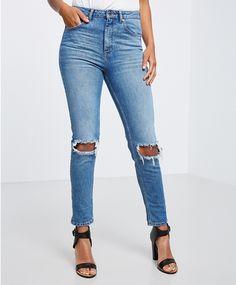Gina Tricot - Leah highwaist jeans High Waist Jeans 8fa2f23abd1c4