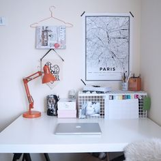 creative desk space how to create the perfect home office post with my scandinavian inspired desk