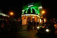 The O2 Academy Brixton prepares for the onslaught. Photo: Victor Frankowski/NME @ NME Awards