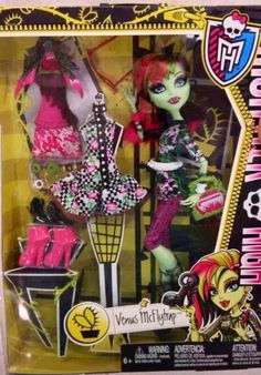 Monster High New Venus