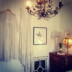 Vintage weddingdress.