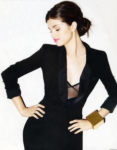 Selena Gomez in InStyle