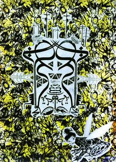 cm, sticker on print, 2015 Dada Art, Paper Artwork, Black N Yellow, Buy Art, Fields, Saatchi Art, City Photo, Original Art, Collage