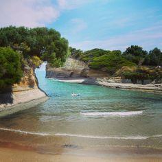 Sidari, Corfu - Greece.