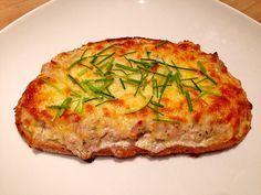 Thunfisch - Schmand - Toasts, ein raffiniertes Rezept aus der Kategorie Schnell und einfach. Bewertungen: 65. Durchschnitt: Ø 4,2.