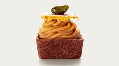 Gourmet Tarts - Mont Blanc | gift baskets | corporate gifts | gourmet cookies - fruute