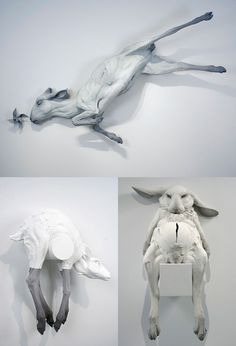 Beth Cavener ~ Look In Art