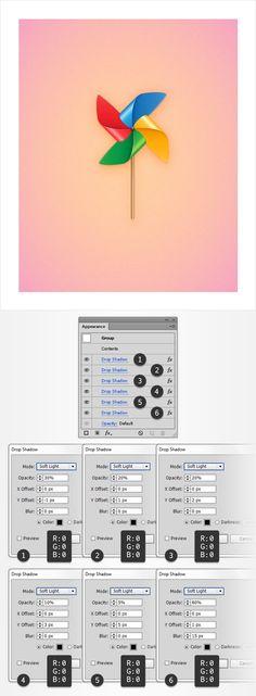 Create a Propeller Pinwheel Illustration in Adobe Illustrator - Tuts+ Design & Illustration Tutorial