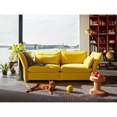 Mariposa Sofa OTheR COLOURS AVAIL £3,425.50 L:211 x D:101.5 x H:87.5 cm (Seat height: 28 cm)