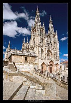 Burgos Cathedral -  Spain