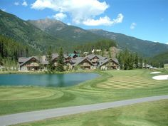 Come out and come golfing in Panorama! Mountain Village, British Columbia, Golf Courses, Beautiful Places, Summer, Summer Time