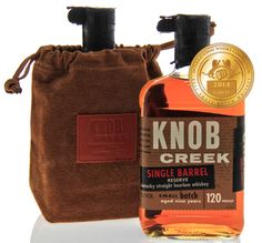 Knob Creek Single Barrel Reserve received the Gold Medal for the Best Small Batch Whiskey during the 2014 IWC!