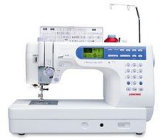 Janome 6500P Sewing Machine for Quilting - rated 5 stars by users! $1499.00  #kosewreviews