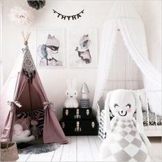 Cute Girl Bedroom Decoration Idea 81