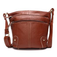791ec6ec9d 4 PCS Women Faux Leather Handbag Crossbody Bag - Banggood Mobile