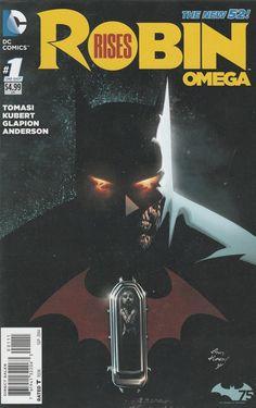Robin Rises Omega  # 1 DC Comics The New 52!