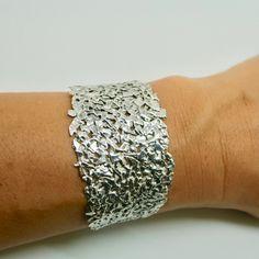 Christine Bouet#unique#Bijoux d'auteur# Made in France#Fait main#Argent Sterling Argent Sterling, Jewelry Art, Creations, France, Diamond, Bracelets, Unique, Jewerly