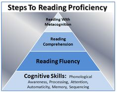 Reading is a progressive series of skills acquisition....leading to advanced comprehension and meta-cognition. START with foundation skills. Attention, Memory, Processing Speed and Sequencing......these skills are essential to be an effective learner