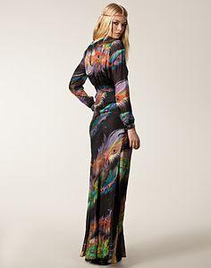 Silk Maxidress by Supertrash