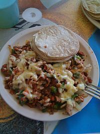 Chicken Alambre - ONE OF MY FAVORITES!!!!!!!!!!!!
