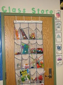 Mrs. Phippen: The Class Store