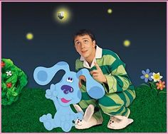 Blues Clues, i can still sing the planet song word for word. Noah loved this!
