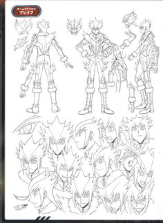 Character Sheet, Character Design, Cartoon Shows, Design Reference, Concept Art, Drawings, Anime, Image, Brick
