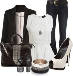 """""""Untitled #491"""" by lisamoran on Polyvore"""