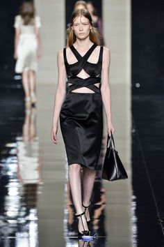 Pin for Later: Back to the Future With Christopher Kane Christopher Kane Spring 2015