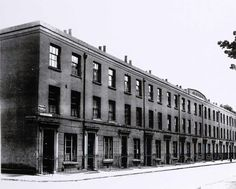Greenwich, Lambton Terrace, Pelton Road c.1930 Old Greenwich, Greenwich London, London History, London Places, Old London, Luxury Apartments, Old Photos, Terrace, Past