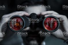 Hacker spy your data file royalty-free stock photo