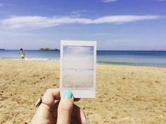 _evaadam // Heraklion, Crete Heraklion, Travel Log, Crete, Polaroid Film