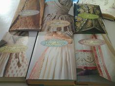My Jane Austen Book covers so pretty.