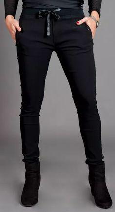 Pantalon Charmant - Noir