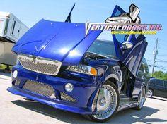 Lincoln Navigator. 1997, 1998, 1999, 2000, 2001, 2002