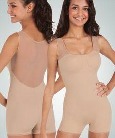 57349273e55bb Body Wrappers Women s Total Stretch Body Brief Underwrap (XL
