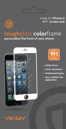 Ventev Toughglass for iPhone 6 Unboxing Review @Ventev
