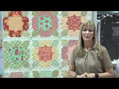 moda Lisa takes you on a tour of Quilt Market Spring 2012