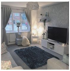 living room decoration to feel great room decor apartment living room decoration to feel great - Home Businezz Living Room Decor Cozy, Home Living Room, Interior Design Living Room, Bedroom Decor, Cosy Living Room Small, Small Living Room Designs, Living Room Goals, Decor Room, Cozy Bedroom