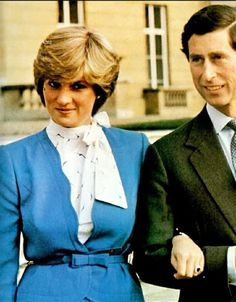 Charles And Diana, Lady Diana Spencer, Style, Fashion, Swag, Moda, Fashion Styles, Fashion Illustrations, Outfits