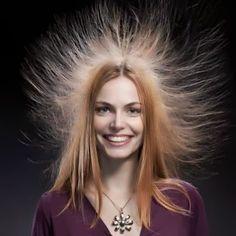 Elektriklenen Saçlara Çözüm İçin Bakım Formülleri