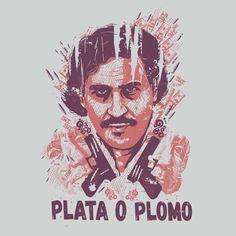Poster, Pablo Escobar