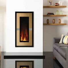 Gazco Studio 22 Verve Electric Fire