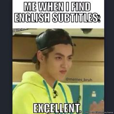 Hahahha Yes actually :') #kpop #thing