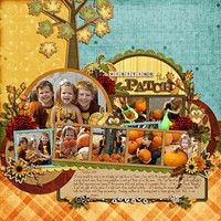 A Project by farrisjc from our Scrapbooking Gallery originally submitted 10/29/11 at 03:32 PM