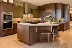 Spacious Kitchen Layout in Plan 013S-0011 | House Plans and More