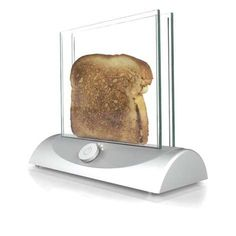 this would be cool if it didn't take 20 minutes to brown the toast