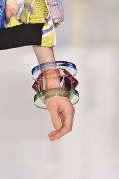 Just Cavalli Spring 2014 RTW | bracelets